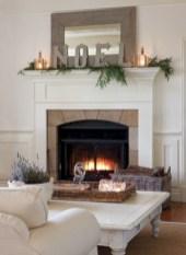 Inspiring halloween fireplace mantel ideas 02