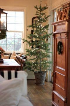 Inspiring indoor rustic christmas décoration ideas 24 24