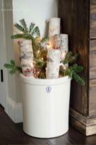 Inspiring indoor rustic christmas décoration ideas 3 3