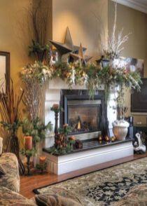 Inspiring indoor rustic christmas décoration ideas 36 36