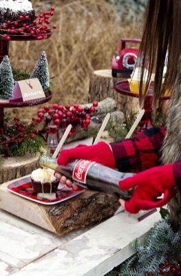 Inspiring indoor rustic christmas décoration ideas 37 37