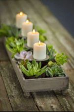 Inspiring indoor rustic christmas décoration ideas 40 40