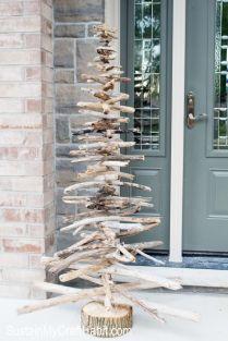 Inspiring indoor rustic christmas décoration ideas 7 7