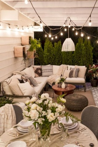 Lovely patio outdoor space ideas on a minimum budget (11)
