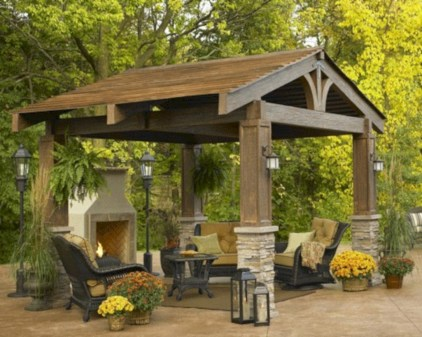 Lovely patio outdoor space ideas on a minimum budget (24)