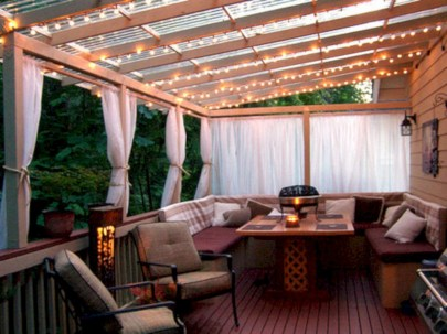 Lovely patio outdoor space ideas on a minimum budget (58)