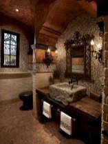 Mediterranean themed bathroom designs ideas 02