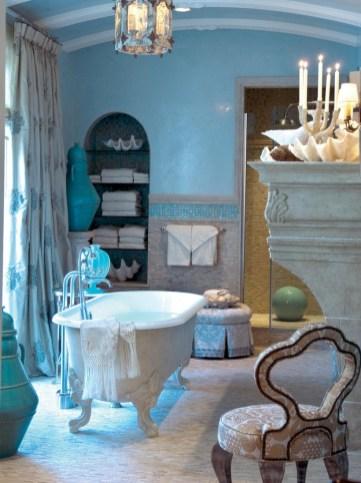 Mediterranean themed bathroom designs ideas 09