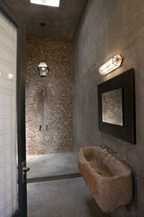 Mediterranean themed bathroom designs ideas 19
