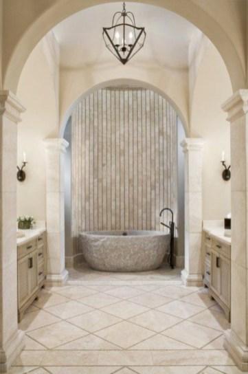 Mediterranean themed bathroom designs ideas 23