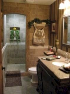 Mediterranean themed bathroom designs ideas 32