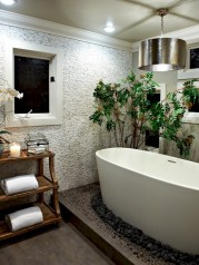 Mediterranean themed bathroom designs ideas 38