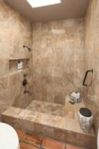Mediterranean themed bathroom designs ideas 46