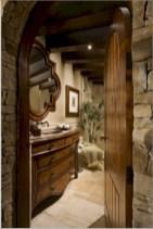 Mediterranean themed bathroom designs ideas 48