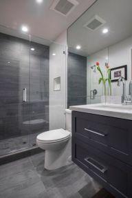Modern bathroom remodel ideas you should try (19)