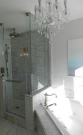 Modern bathroom remodel ideas you should try (23)