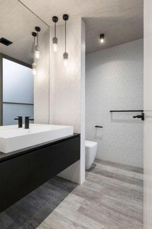 Modern bathroom remodel ideas you should try (26)