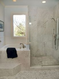 Modern bathroom remodel ideas you should try (34)