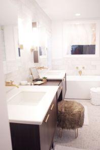 Modern bathroom remodel ideas you should try (45)