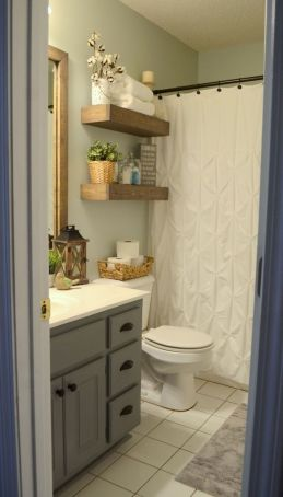 Modern bathroom remodel ideas you should try (52)