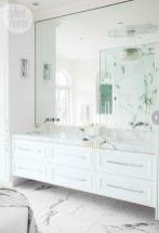 Modern bathroom with floating sink decor (34)