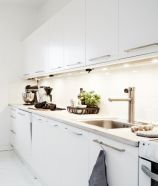 Modern condo kitchen designs ideas you will totally love 13