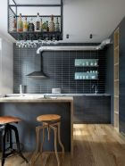 Modern condo kitchen designs ideas you will totally love 15