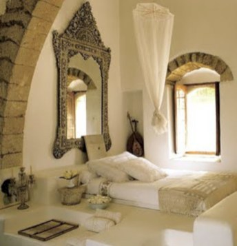 Moroccan themed bedroom design ideas 12