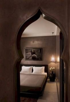 Moroccan themed bedroom design ideas 54
