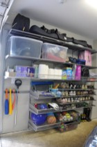 Neat and well-organized garage home decor ideas (25)