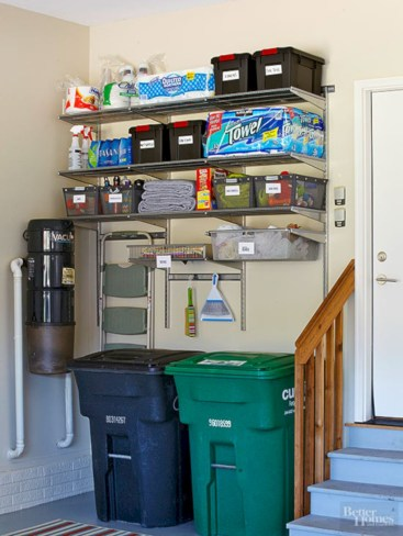 Neat and well-organized garage home decor ideas (30)