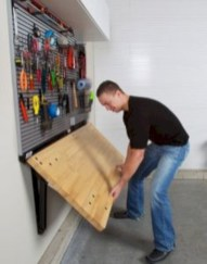 Neat and well-organized garage home decor ideas (36)