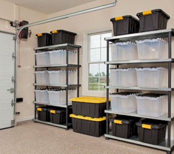 Neat and well-organized garage home decor ideas (44)