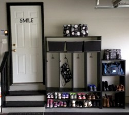 Neat and well-organized garage home decor ideas (48)