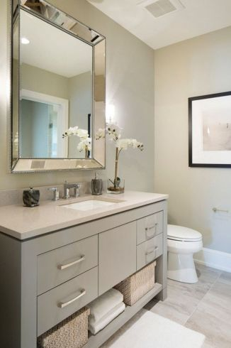 Paint color bathroom ideas for teens (12)