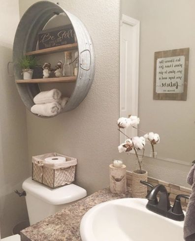 Paint color bathroom ideas for teens (13)