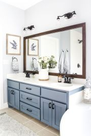 Paint color bathroom ideas for teens (48)