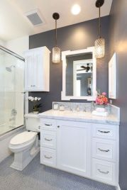 Paint color bathroom ideas for teens (49)
