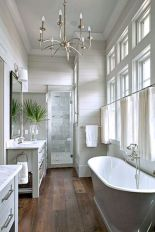 Paint colors farmhouse bathroom ideas (10)