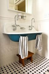 Paint colors farmhouse bathroom ideas (40)