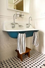 Paint colors farmhouse bathroom ideas (40)