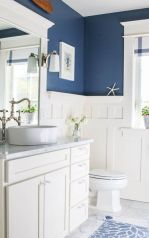 Paint colors farmhouse bathroom ideas (42)