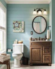 Paint colors farmhouse bathroom ideas (8)