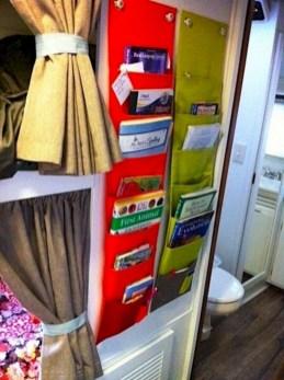 Perfect and genius travel trailer organization ideas (14)
