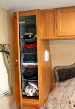 Perfect and genius travel trailer organization ideas (8)