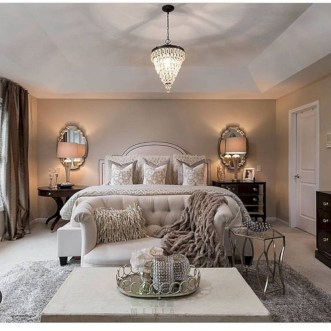 54 Romantic Bedroom Ideas for Couples - ROUNDECOR
