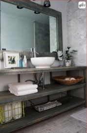 Rustic diy bathroom storage ideas (2)