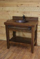 Rustic farmhouse bathroom ideas you will love (9)
