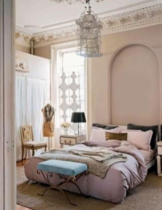 Scandinavian bedroom ideas for small apartment 06