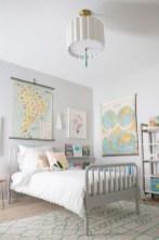 Scandinavian bedroom ideas for small apartment 25